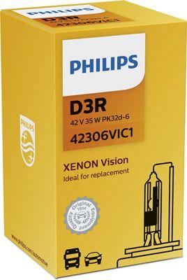 Philips ksenoninė D3R