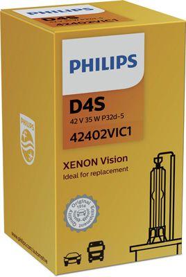 Philips ksenoninė D4S