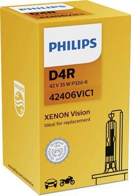 Philips ksenoninė D4R