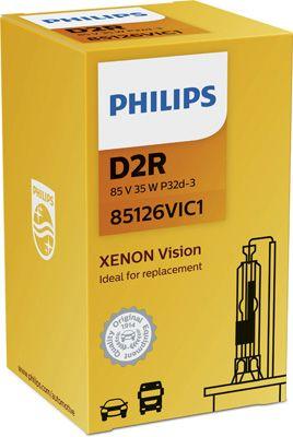 Philips ksenoninė lemputė 85126ViC1
